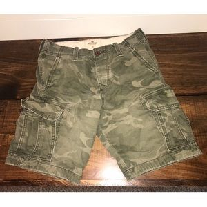 Men's Hollister Camo Shorts